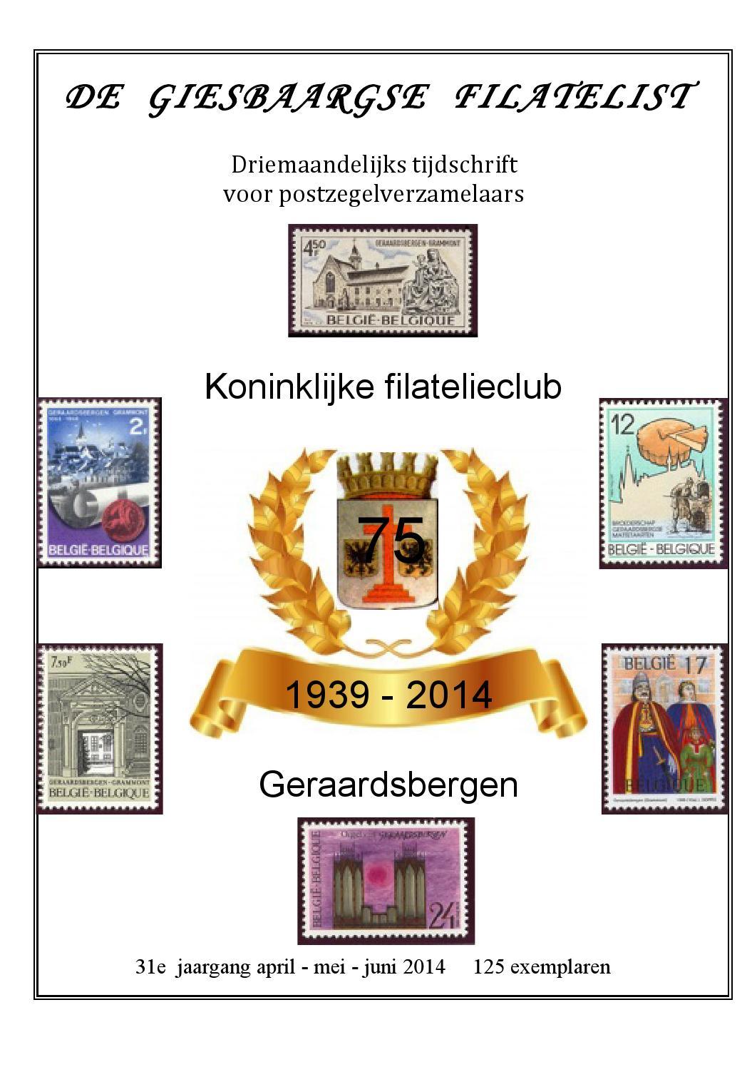 Clubblad 2014  2 By Fila Geraardsbergen