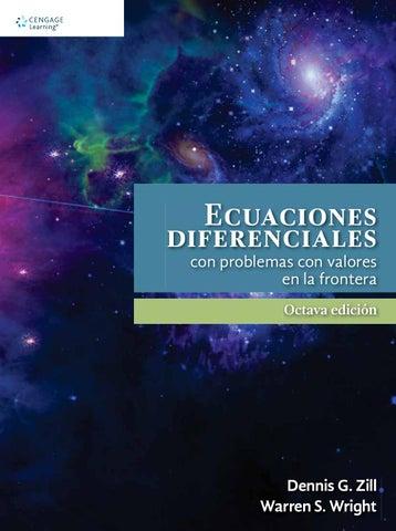 ECUACIONES DIFERENCIALES - ZILL Page_1_thumb_large