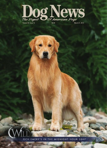 Dog News The Digest Volume 30, Issue 12
