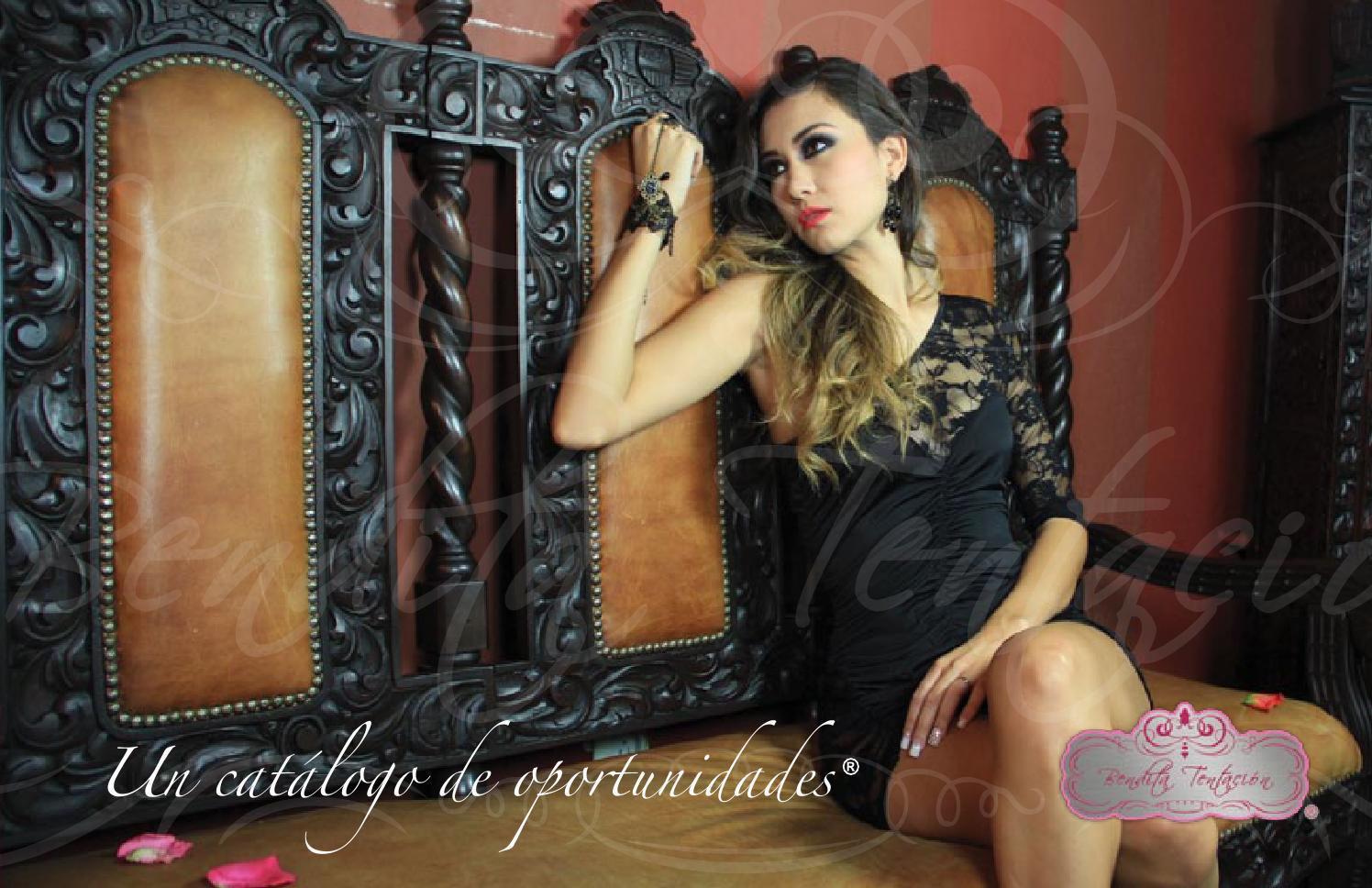 Catalogo 2014 completo by Bendita Tentacion Lenceria Fina - issuu 20c479cc062b