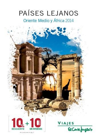 finest selection cbe61 911ba Viajes El Corte Inglés Países Lejanos Oriente Medio y África 2014 by ...