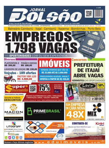 556 by Bolsão Jornal - issuu f8eff2002d
