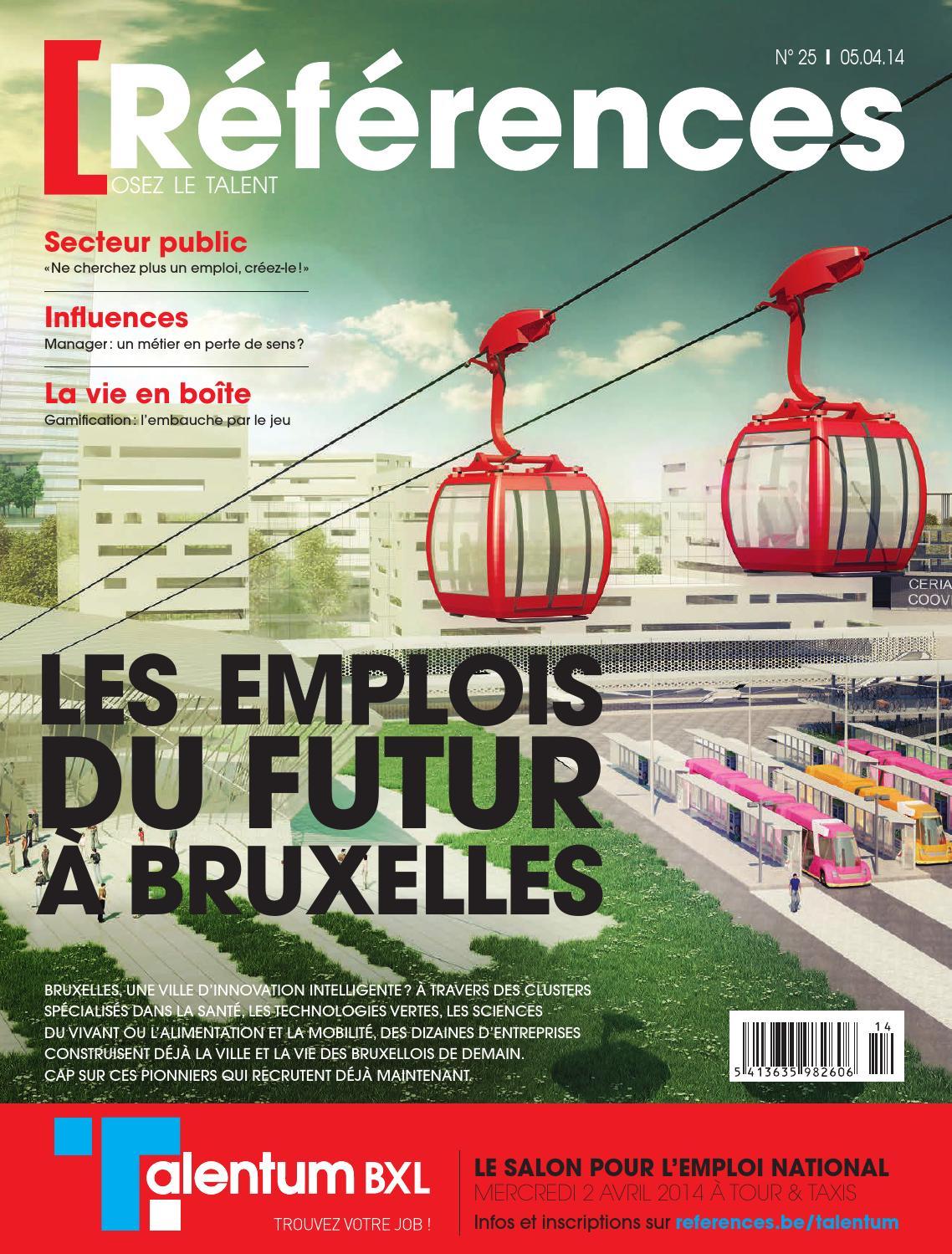 873f09f3018 Les emplois du futur à Bruxelles by Jobs   Careers CV - issuu
