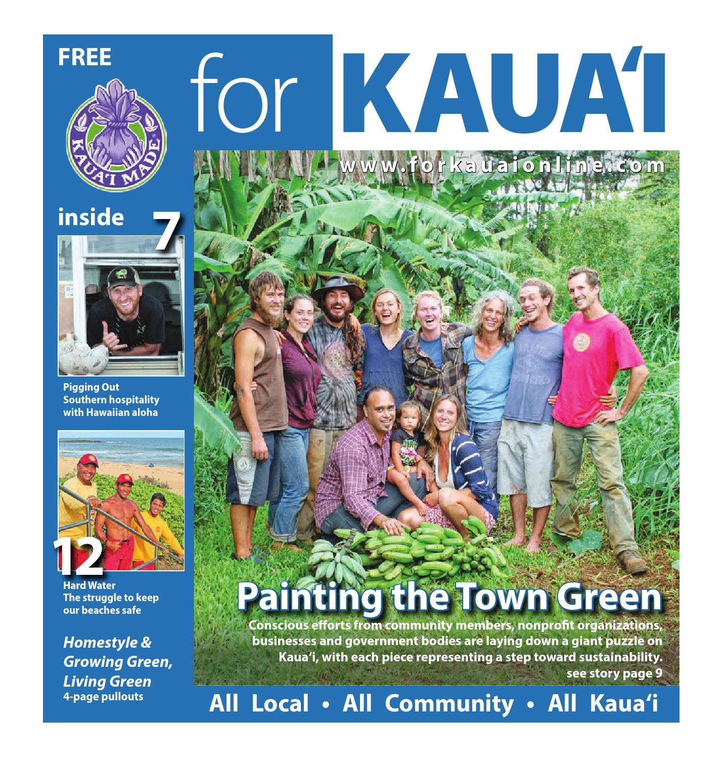 5fdfd3a2 For Kauai March, 2014 by For Kauai - issuu