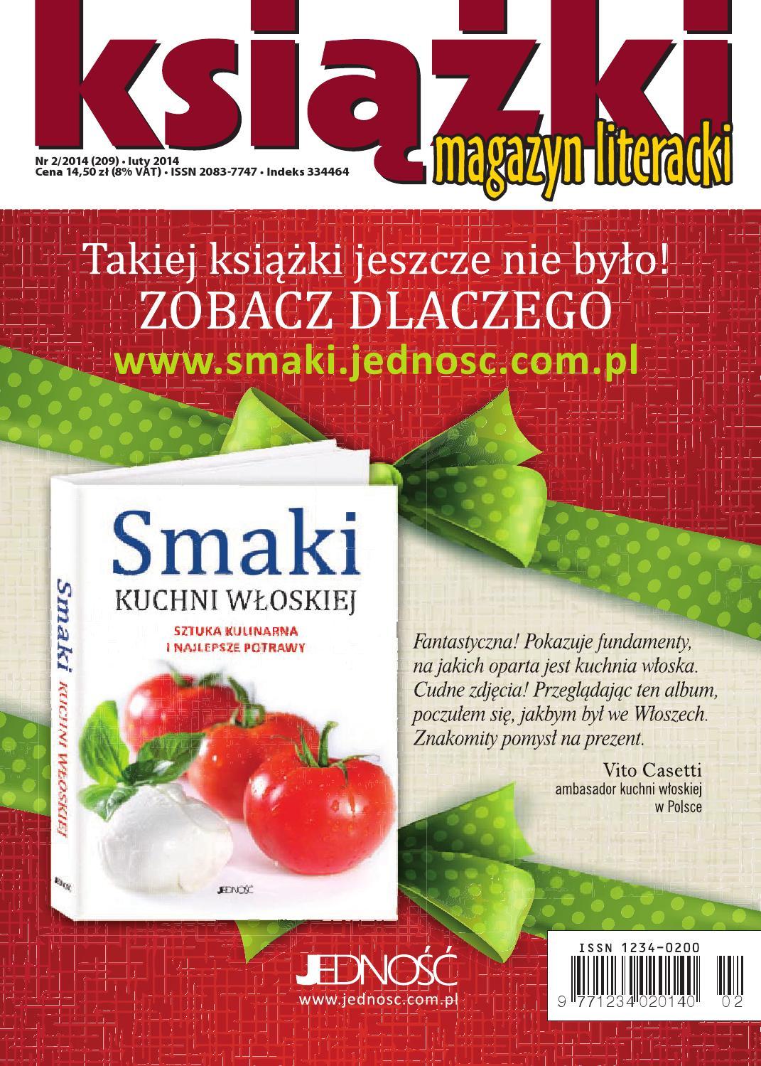 Mlk 22014 By Biblioteka Analiz Magazyn Literacki Książki