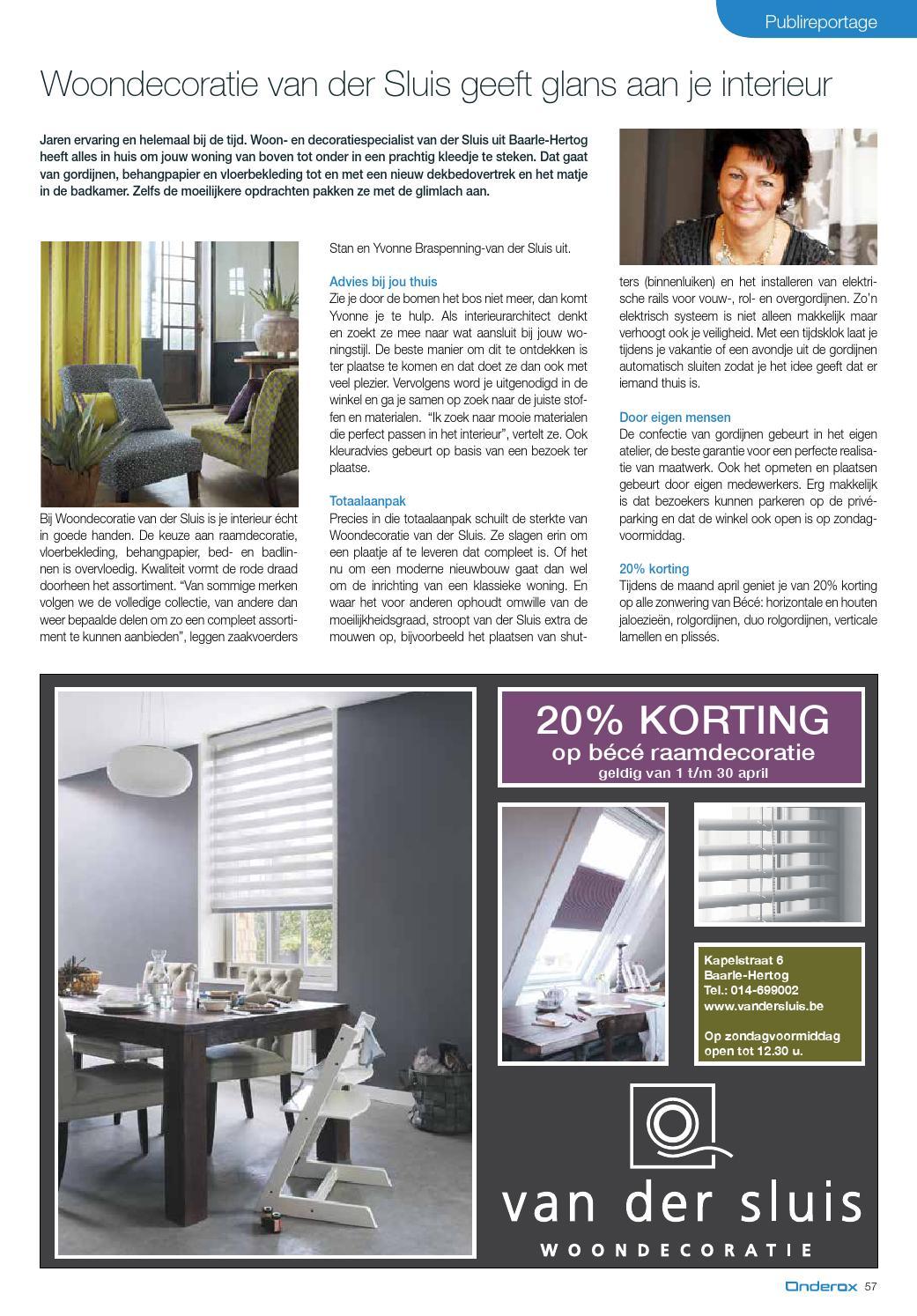 Onderox editie april 2014 by De Heuvel Uitgeverij - issuu