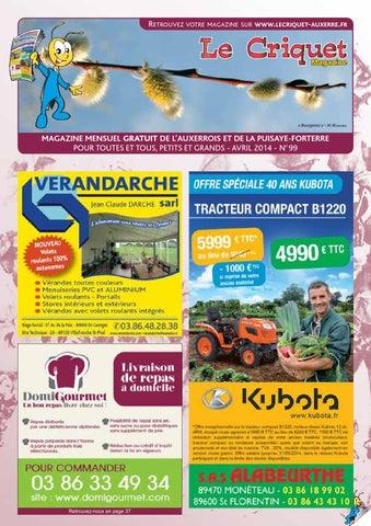 Criquet Magazine 99 avril2014 by Proxilog - issuu 97cbaa4e9c5