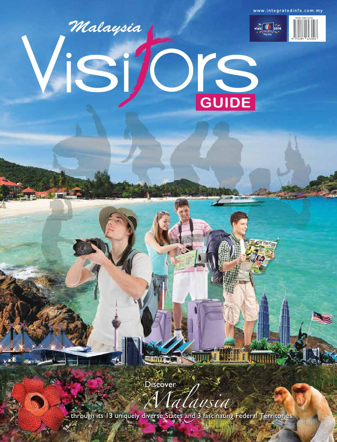 Malaysia Visitors Guide 2014 25th Edition By Tourism Publications Police 14796jsu 02 Hitam Jarum Orange Corporation Sdn Bhd Issuu