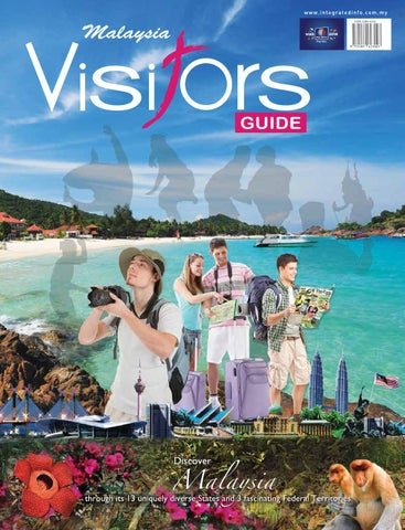 Malaysia Visitors Guide 2014 (25th Edition) by Tourism