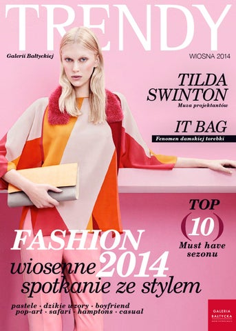 1dae39d9 TRENDY wiosna 2014 by POLA Design - issuu