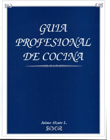 guia profesional de cocina jaime alzate by forum