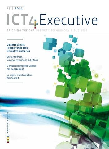189da3a00ac5c ICT4executive n.17 - Umberto Bertelè  le opportunità della ...