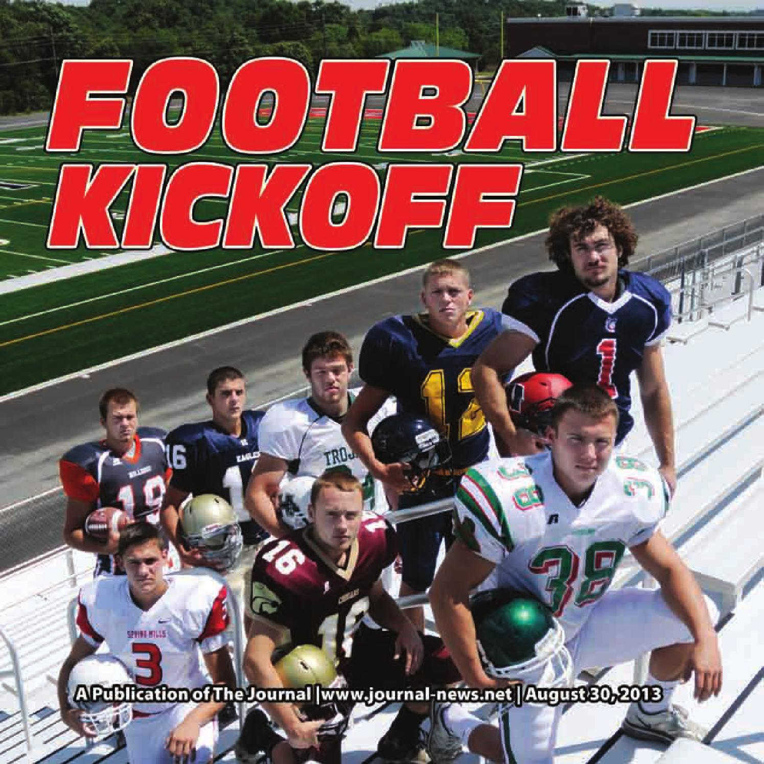 Football kick offx by ckinsler - issuu 2aca7f149