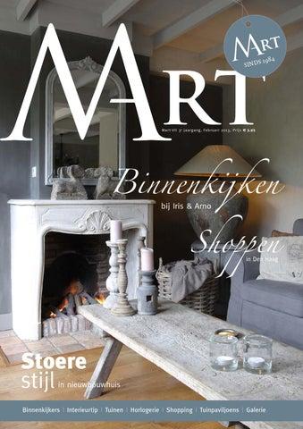 Mart Magazine Editie 7 Najaar 2012 Voorjaar 2013 By Mart