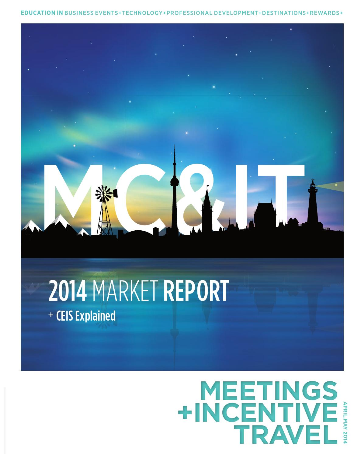 Meetings + Incentive Travel April.May 2014 by Annex-Newcom LP - issuu