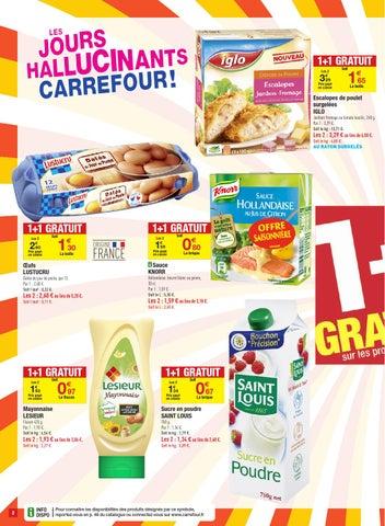 Catalogue Carrefour 1 8 04 2014 By Joe Monroe Issuu