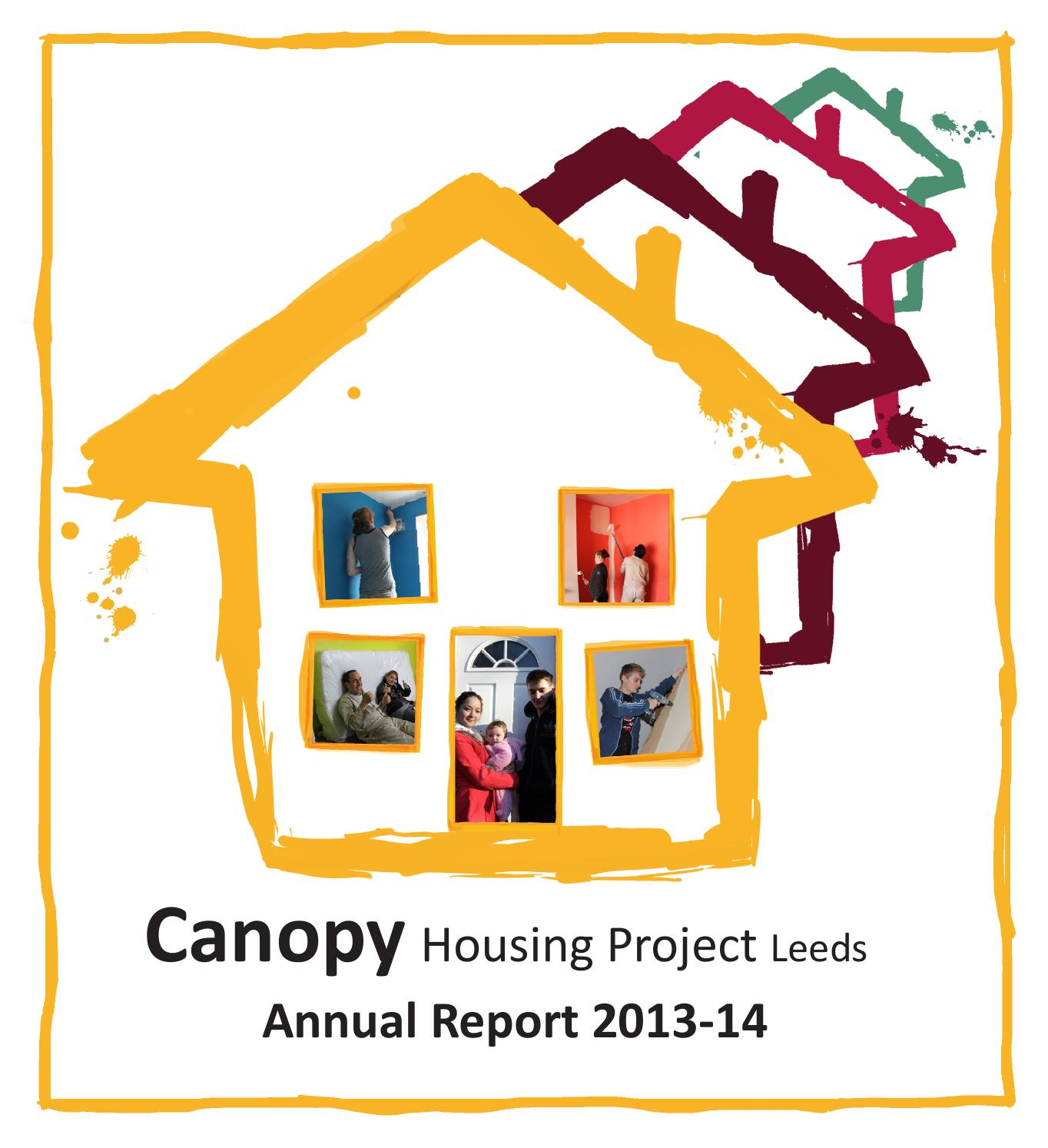 Canopyreport 2013 14 By Canopy Housing