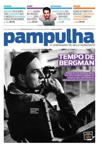 Pampulha - Sáb 22 03 2014 by Tecnologia Sempre Editora - issuu fe57cfe46e