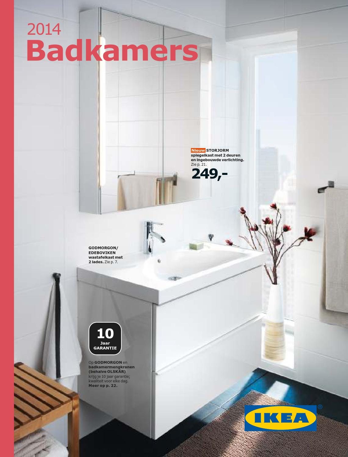 3 range brochure bathroom nl by Ikea catalog - issuu