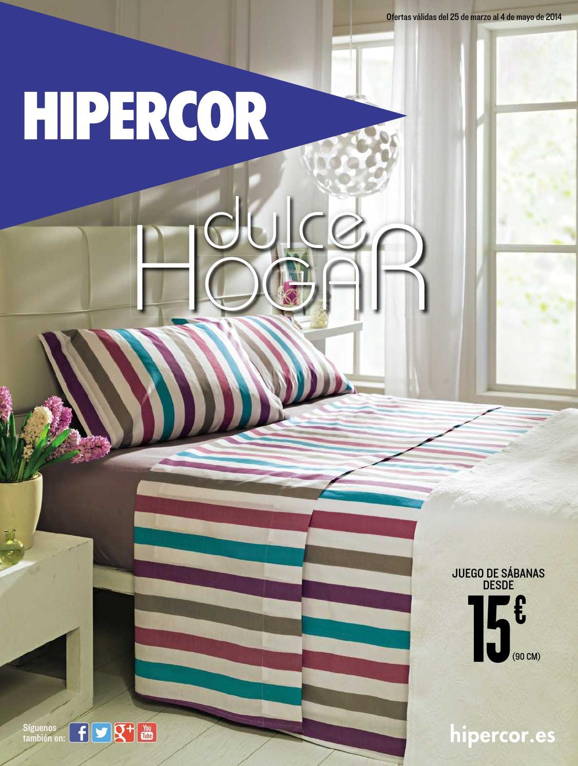 Hipercor hogar by losdescuentos issuu - Cortinas y visillos hipercor ...