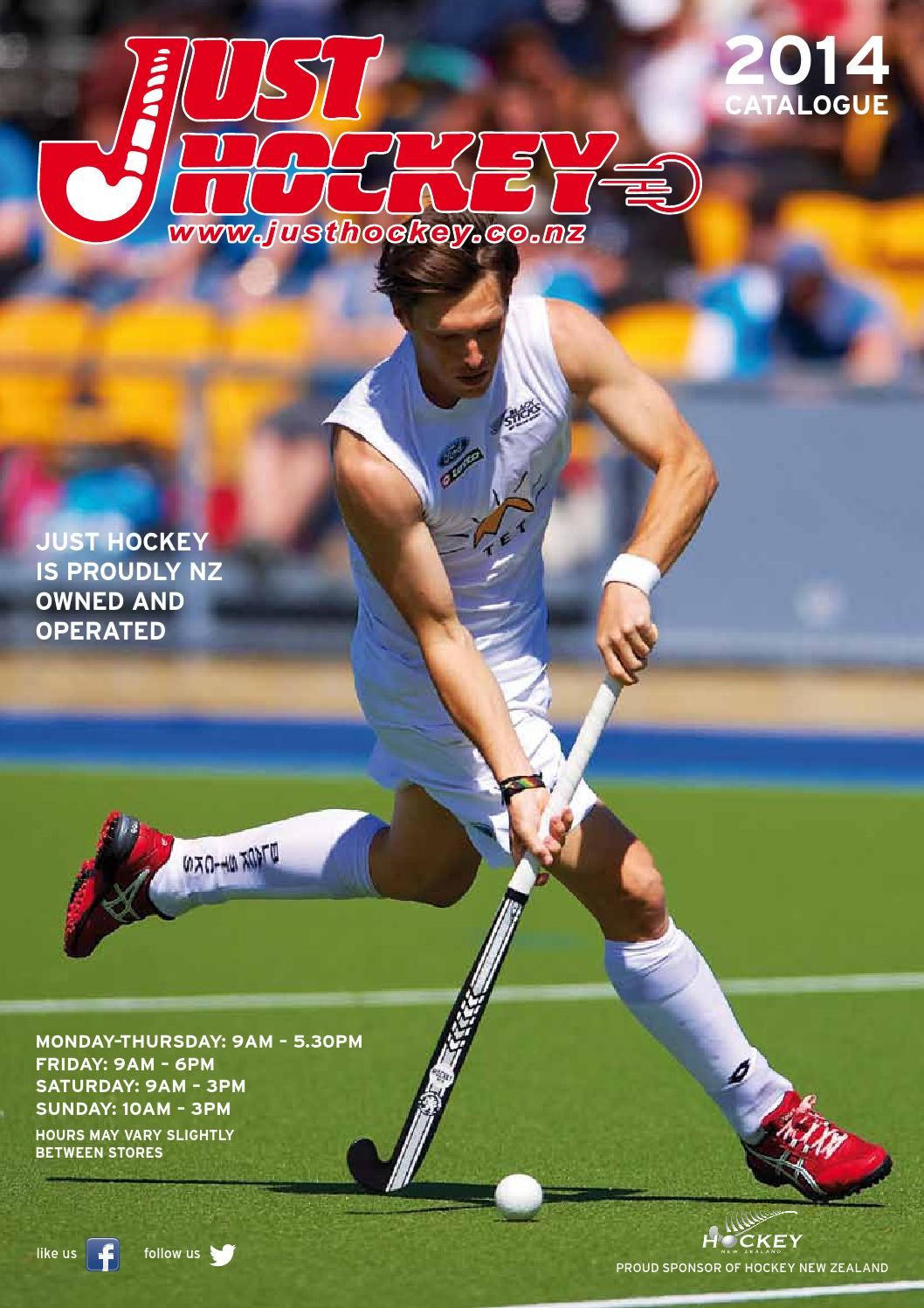 just hockey catalogue 2014 single pages web by robyn taylor issuu