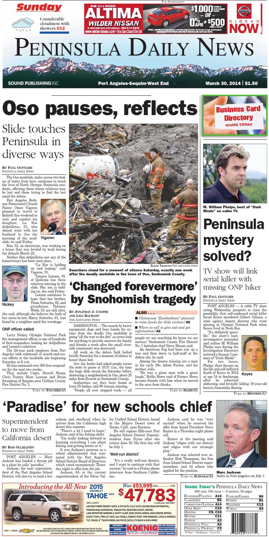 PDNN140330C by Peninsula Daily News & Sequim Gazette - issuu