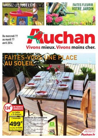 Catalogue Auchan du 2 au 12 avril by Anti-Crise.fr - issuu