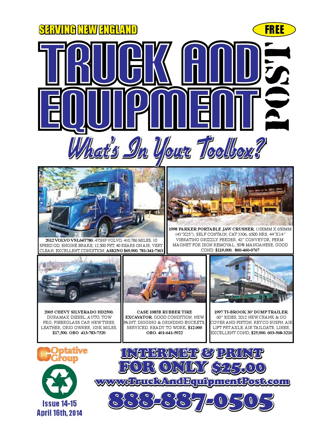Truck equipment post 14 15 2014 by 1ClickAway - issuu