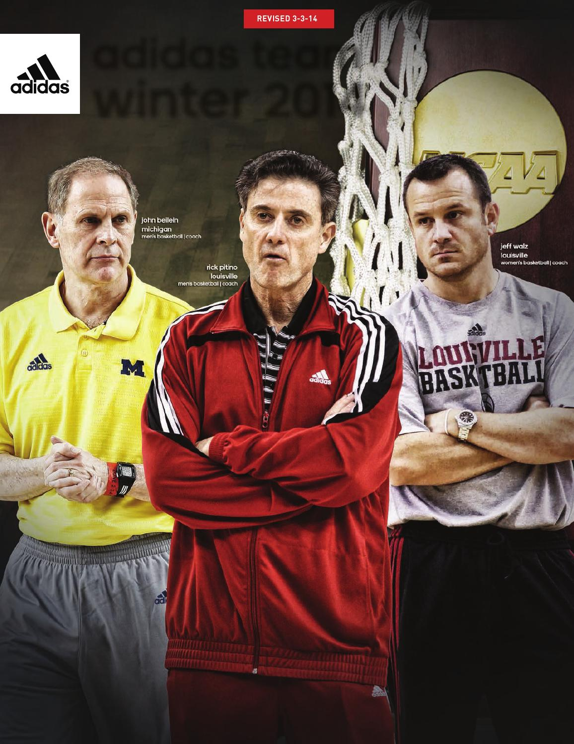 buy online 5e06d 7786c Kollege Town Sports - 2014 Adidas Winter Catalog by Kollegetown - issuu