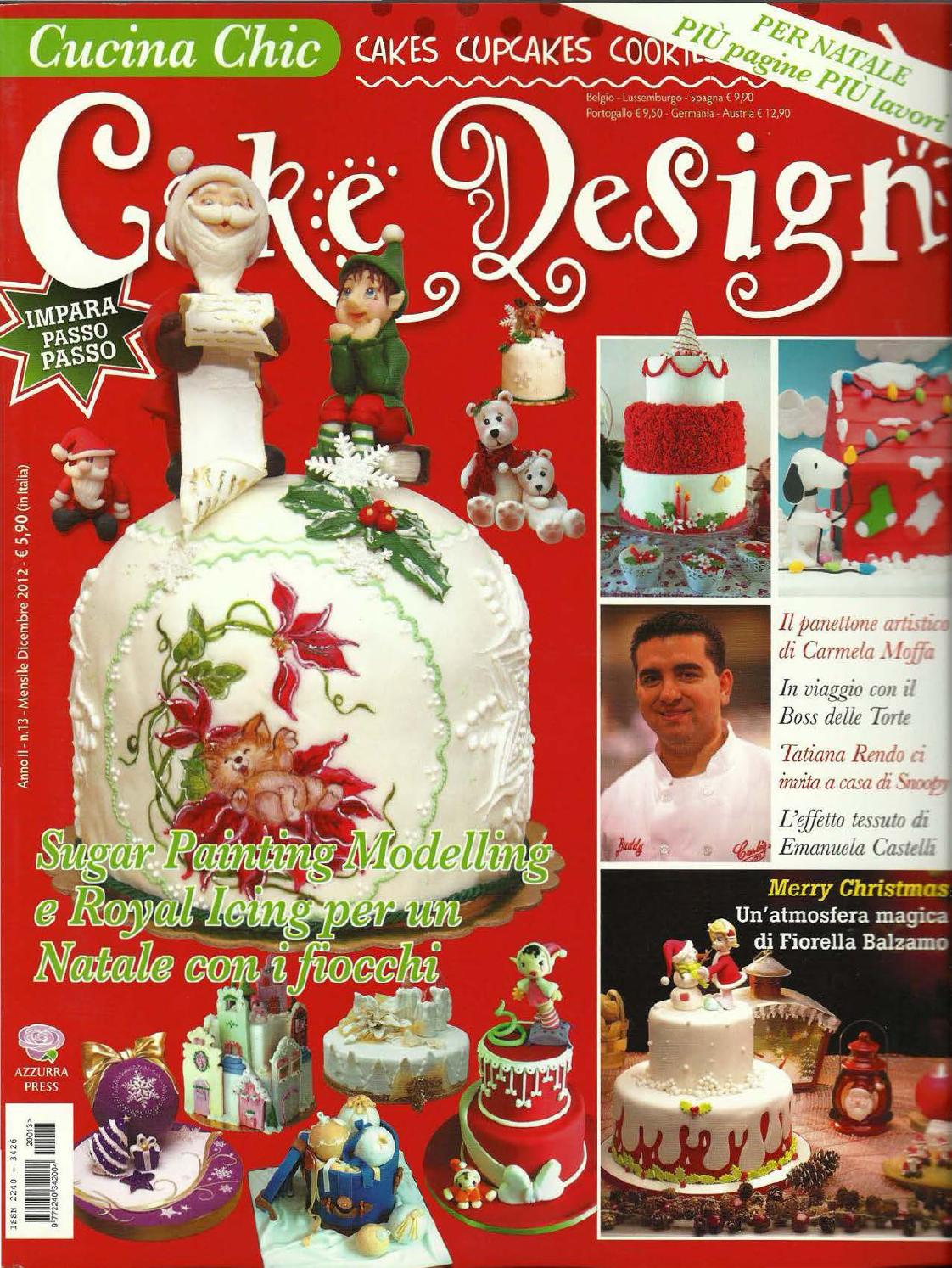 Cucina chic cake design 13 Balastro | Vebuka.com