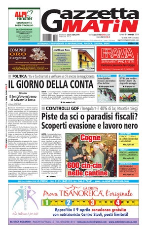 Gazzetta Matin del 31 marzo 2014 by Luca Mercanti - issuu 76d08e8dd38
