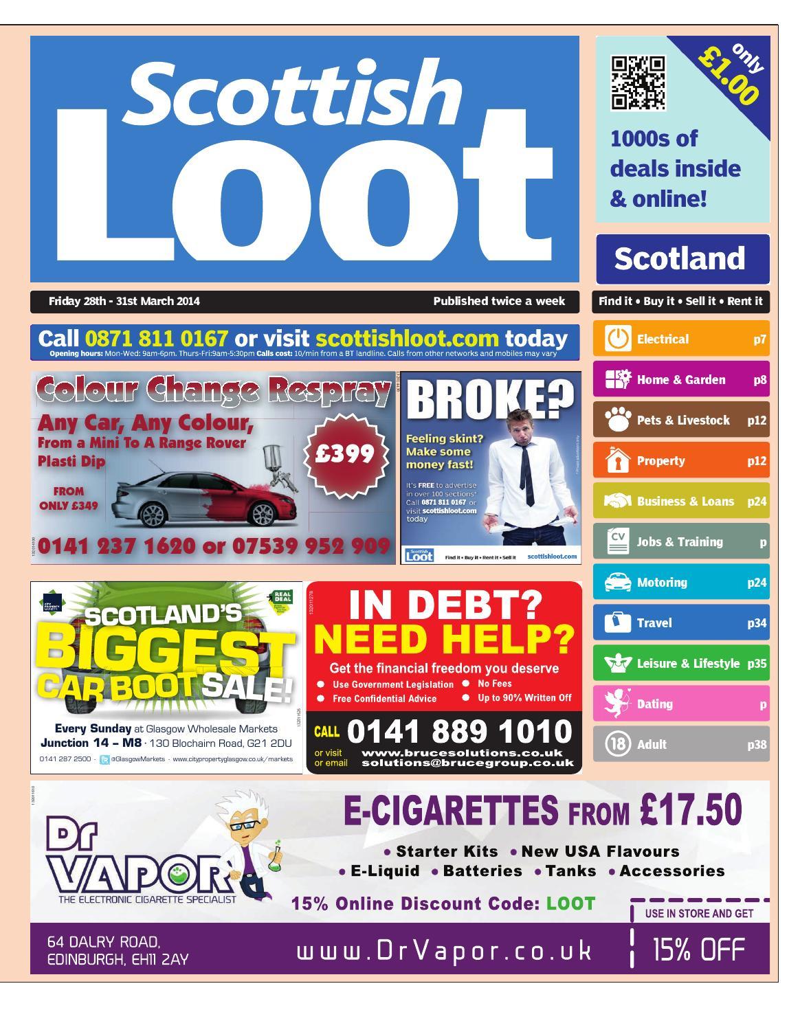 a687bf60ee7 Loot Scotland