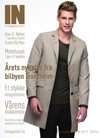 686d80be IN magasinet for Trondheim 01 2014 by IN magasinet - issuu