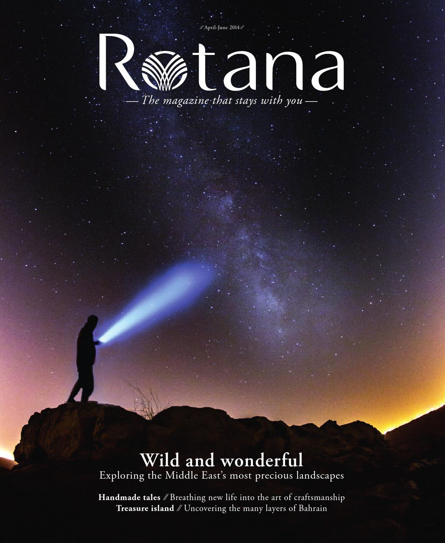 0c8a11bdf9c72 Rotana Magazine April