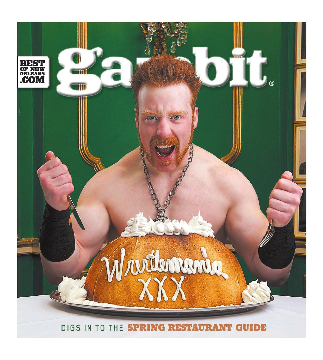 gambit new orleans april 1, 2014 by gambit new orleans issuuLe Specs Hallo Macarena Sirup Tort Gold Revo Spiegel P 780 #7