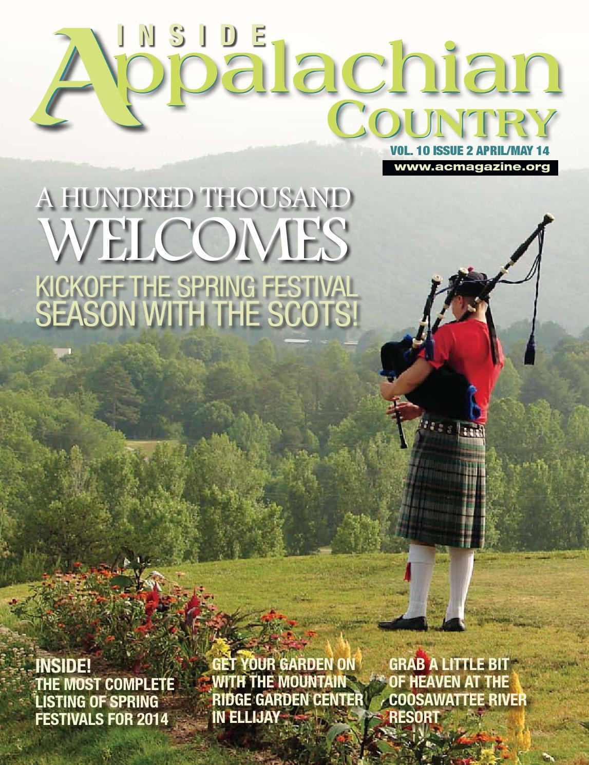 Appalachian Country Magazine April/May 2014 by Appalachian ...