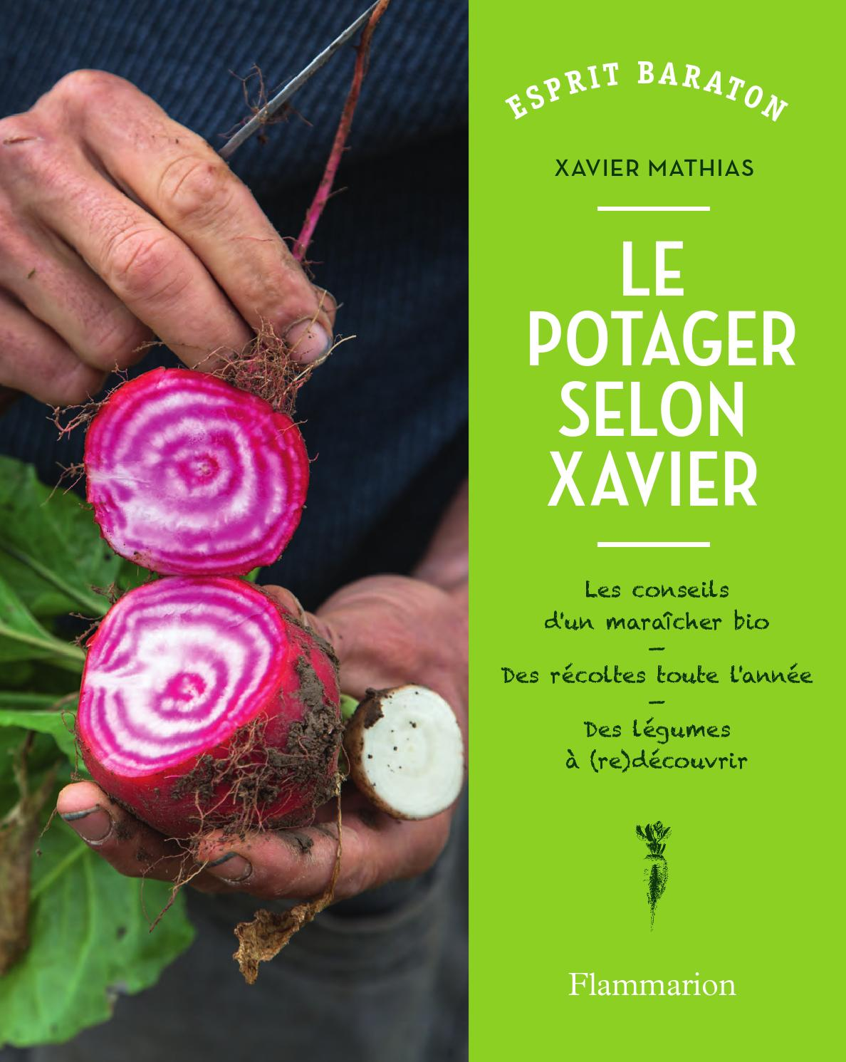 le potager selon xavier by flammarion groupe