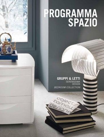 Serenissima Mobili Catalogo.Serenissima Spazio Gruppi Letti Catalogo 2013 By Grazia