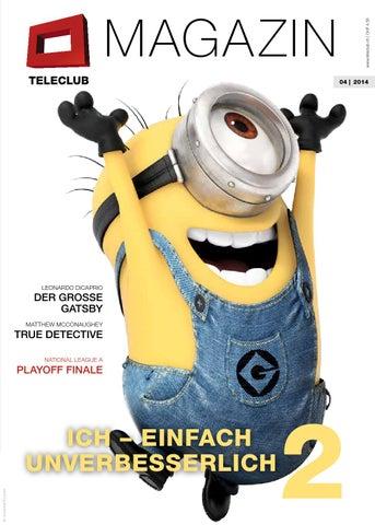 Teleclub Magazin April 2014 By Teleclub Ag Issuu