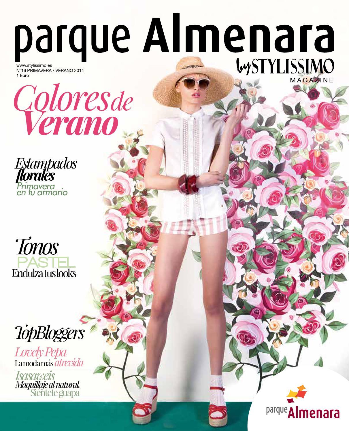 By Issuu Parque Almenara Magazine Sty16 Stylissimo CxsQBhdtro