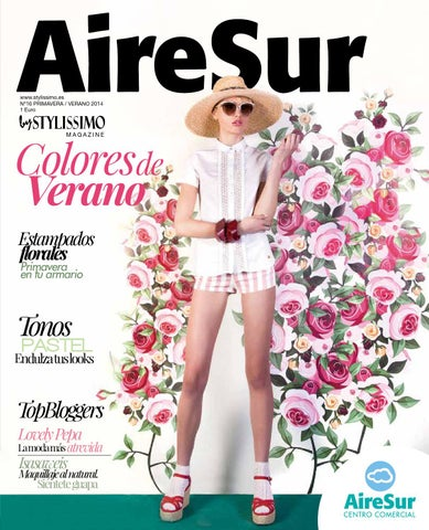 77ee2c7d8 Airesur sty16 by Stylissimo Magazine - issuu