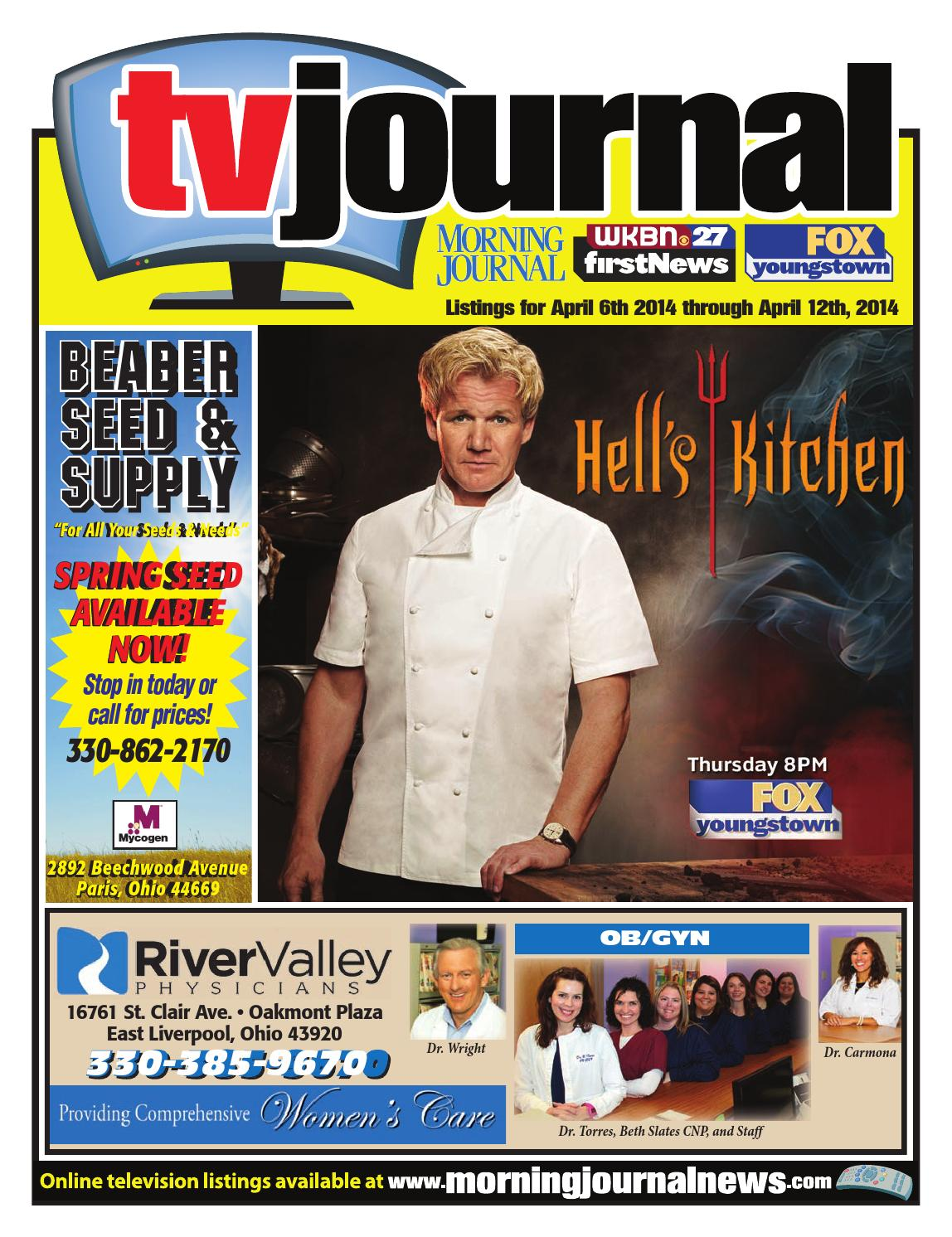 TV Journal - 4-6-2014 by Morning Journal - issuu