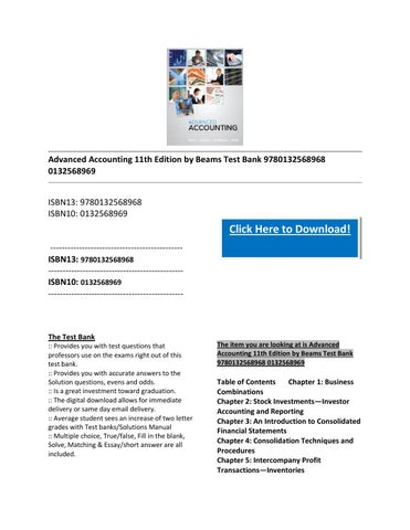 understanding financial statements 11th edition solution manual