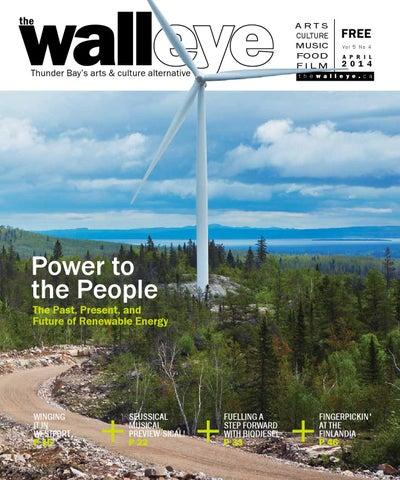 737206b8ce6b18 April 2014 by The Walleye Magazine - issuu