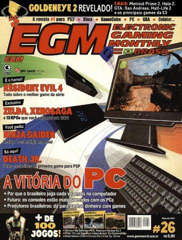 Egm brasil nº 26 by Retroavengers - issuu