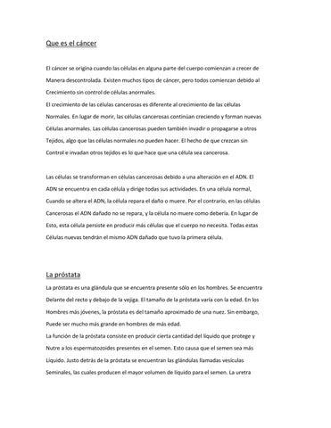 inflamación de la próstata y término médico de las vesículas seminales