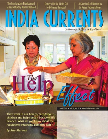 April 2014 By India Currents Issuu