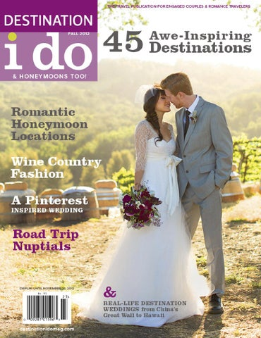 081f9f541080 Destination I Do - Fall 2012 by Destination I Do Magazine - issuu