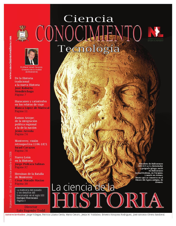 Revista Conocimiento 45 by Rodrigo Soto Moreno - issuu