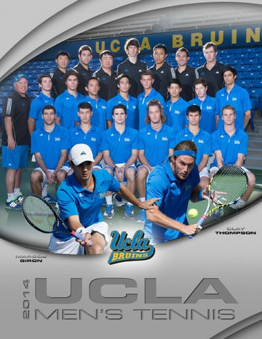 2013 UCLA Men's Tennis Media Guide by UCLA Athletics - issuu